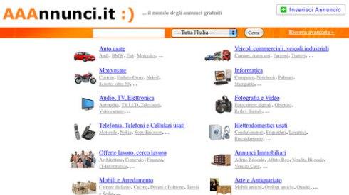 aaannunci.it, il sito dove trovare annunci di qualsiasi tipo