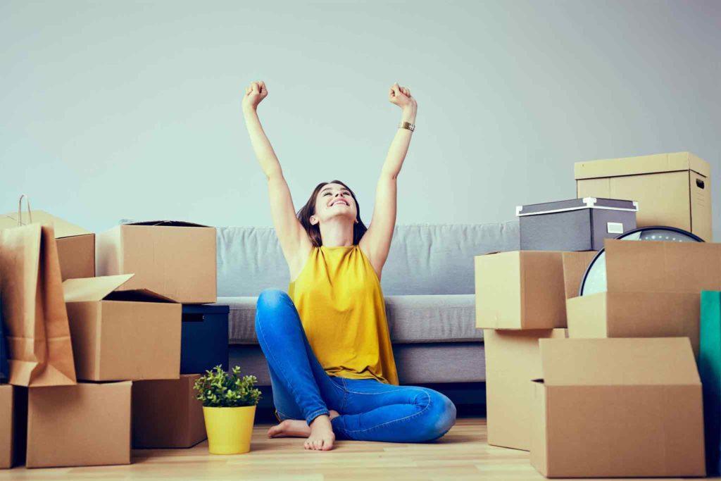 Come affrontare il momento del trasloco di casa