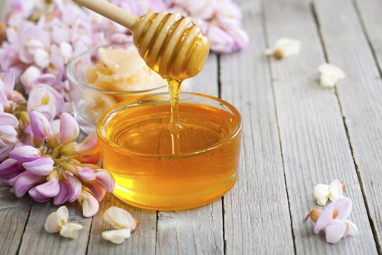 Miele di eucalipto in cucina