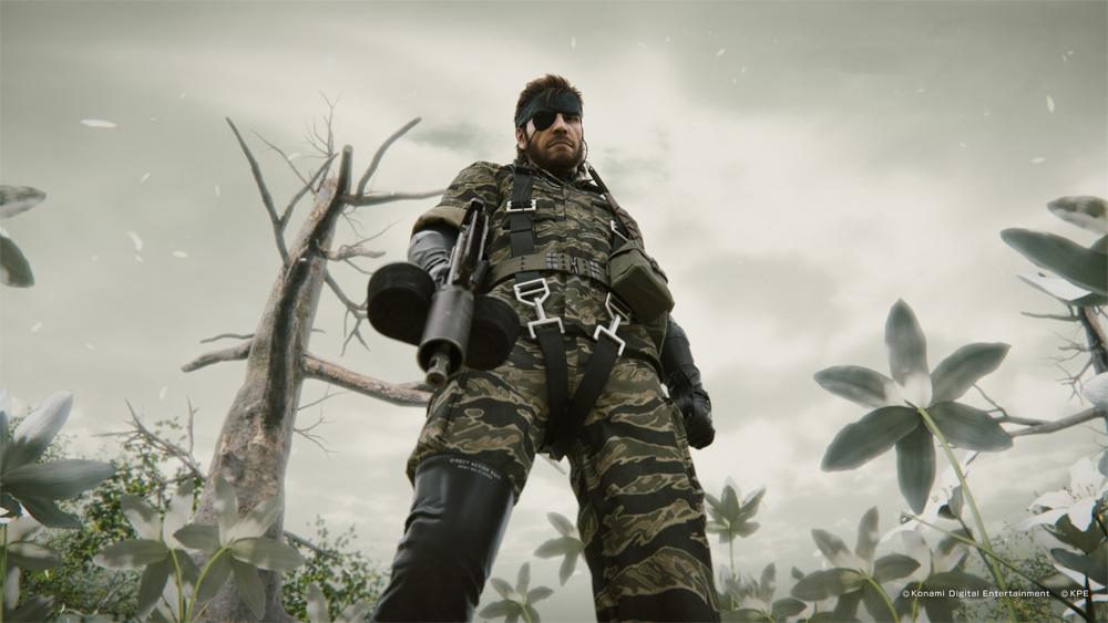 Metal Gear: la storia che diventa gioco